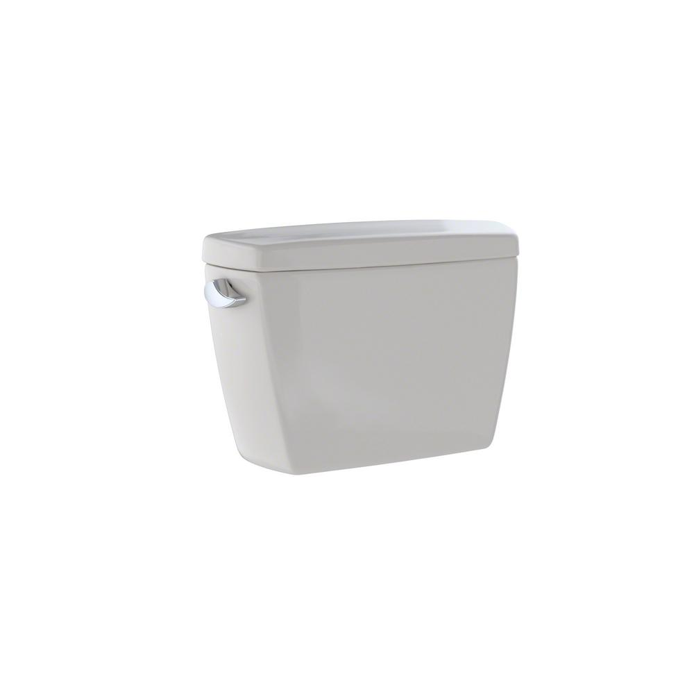 Drake 1.6 GPF Single Flush Toilet Tank Only in Sedona Beige
