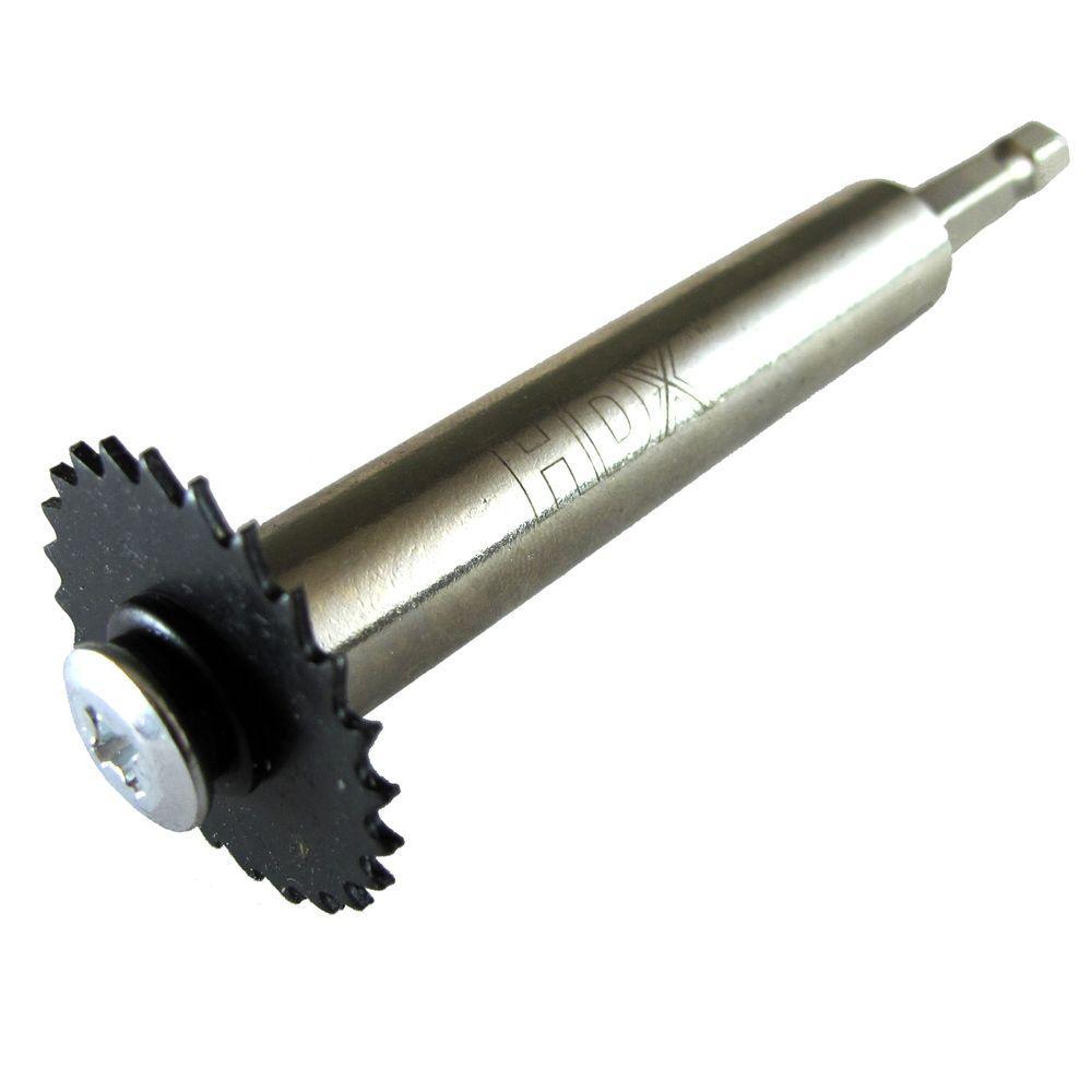 HDX Internal Diameter PVC Pipe Cutter  sc 1 st  Home Depot & HDX Internal Diameter PVC Pipe Cutter-67516 - The Home Depot