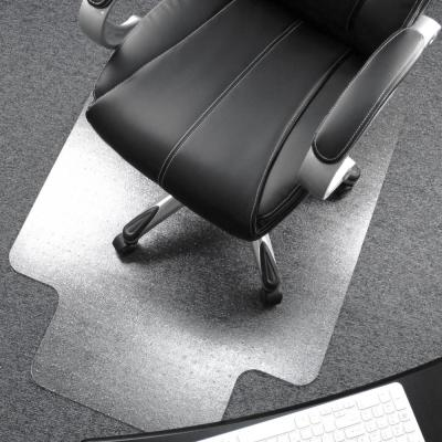 Polycarbonate Lipped Chair Mat for Carpets over 1/2 in. - 35 x 47 in.