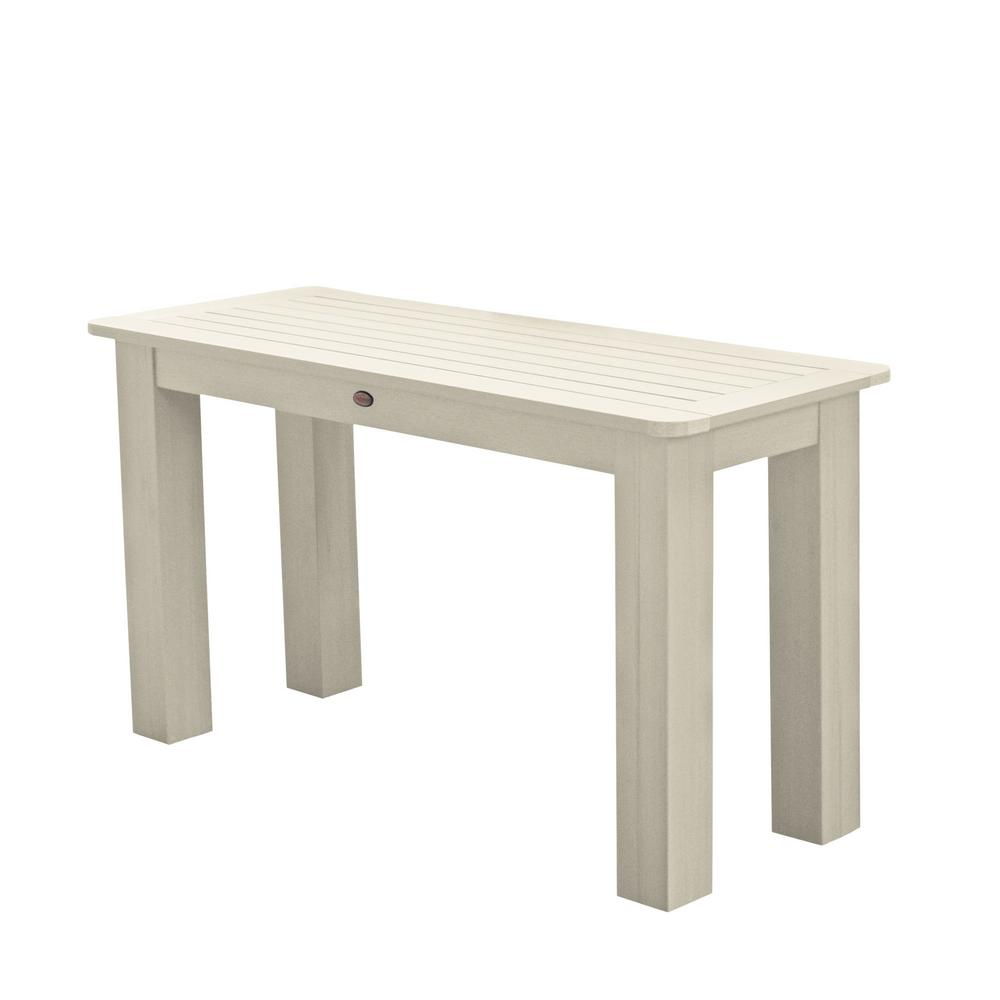 Superb Highwood Whitewash Rectangular Recycled Plastic Outdoor Sideboard Dining Table Dailytribune Chair Design For Home Dailytribuneorg