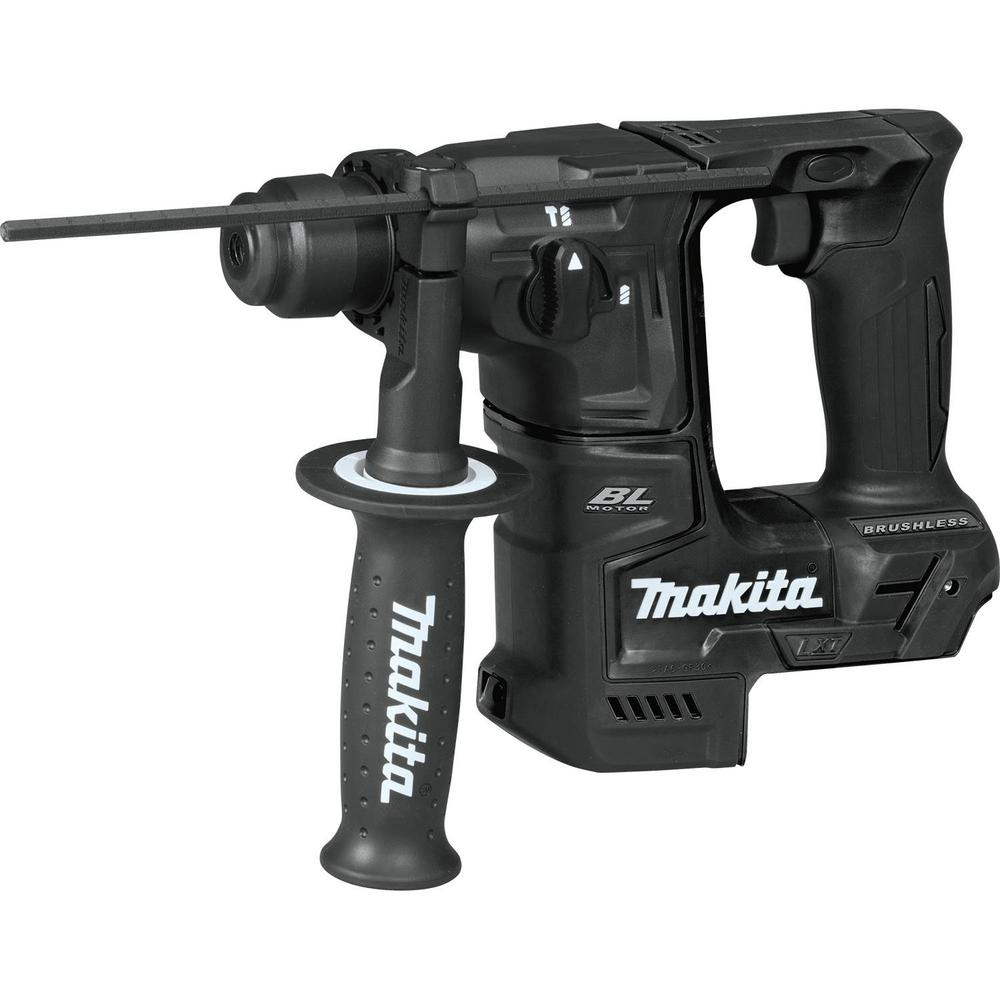 Makita 18V LXT Lithium-Ion Sub-Compact Brushless Cordless 11/16 in. Rotary Hammer, accepts SDS-PLUS bits, Tool Only