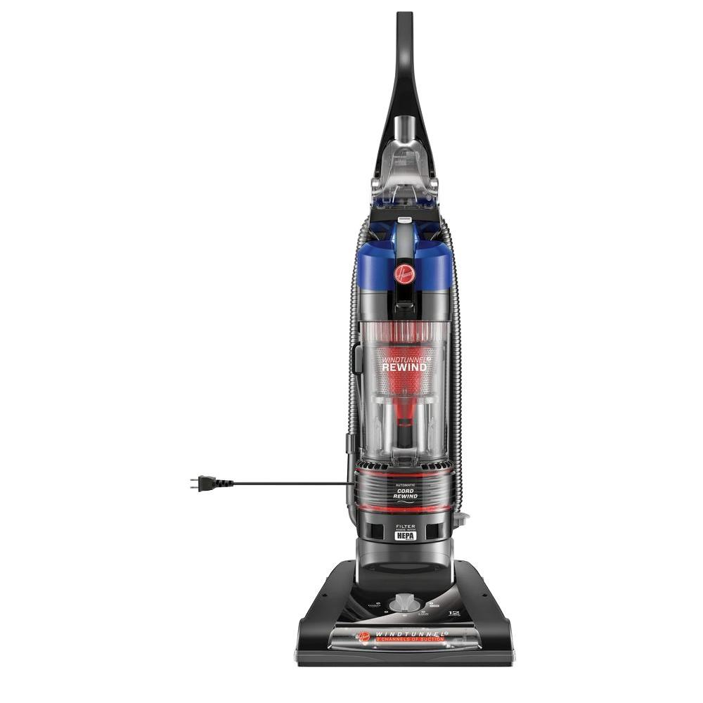 Hoover Industrial Pendant Light: Hoover WindTunnel 2 Rewind Bagless Upright Vacuum Cleaner
