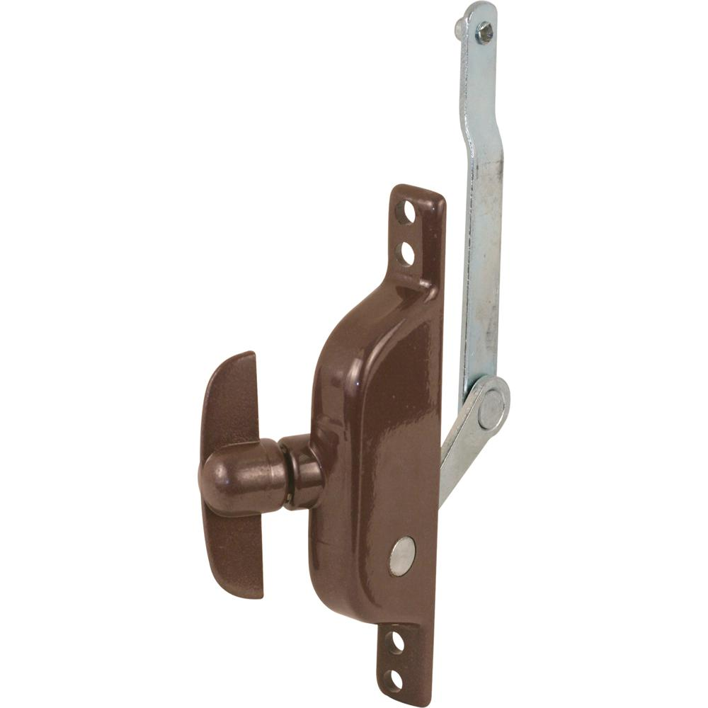 Prime-Line Louver and Jalousie Window Operator with 3-5/8 in. Offset Link Arm