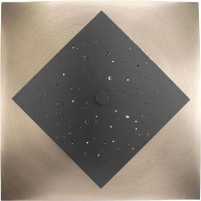 Beyond 17-Watt Graphite Integrated LED Wall Sconce