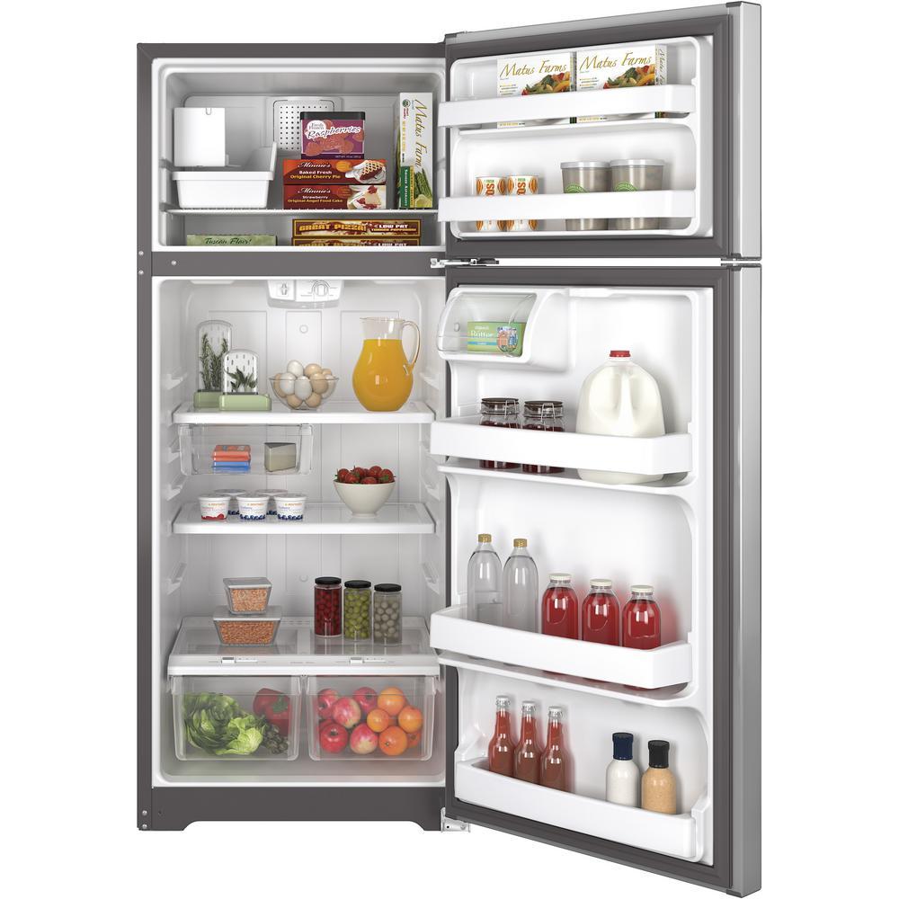 Refrigerator Sizes Chart