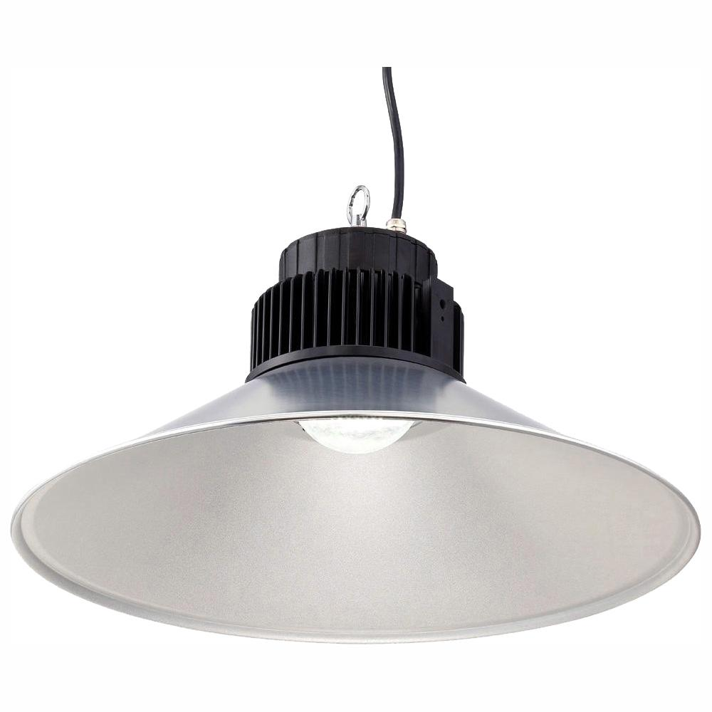 EnviroLite EnviroLite 21 in. Dia LED Backlit High Bay 5,000 CCT Hanging Light