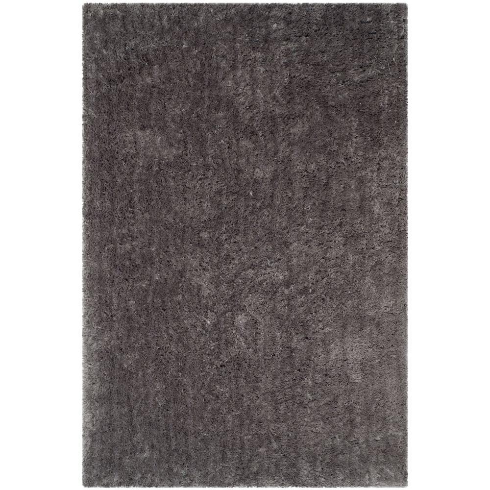 Arctic Shag Gray 3 ft x 5