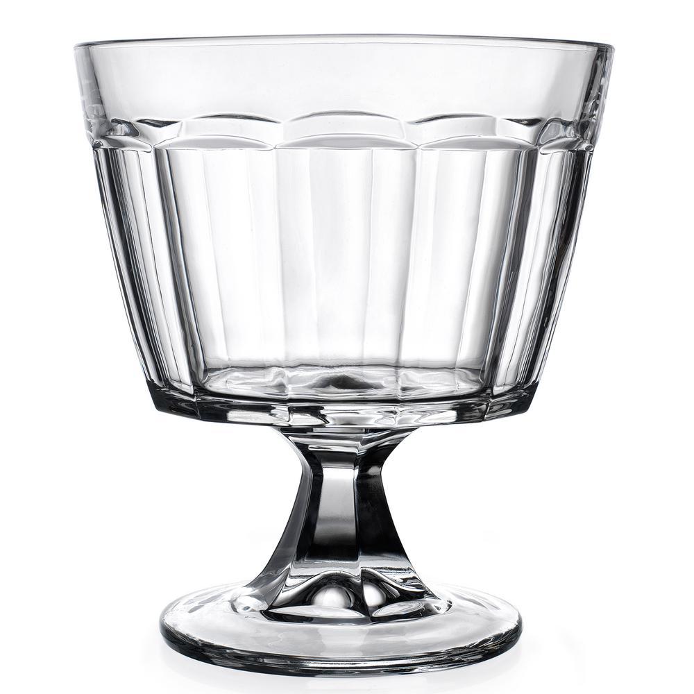 Maison Clear Trifle Bowl