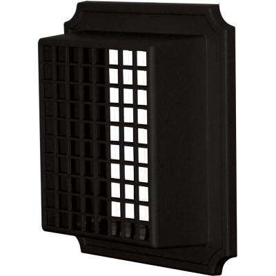 Exhaust Vent Small Animal Guard #002-Black