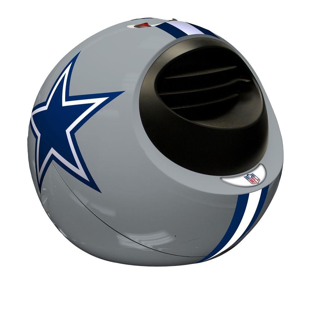 null 1200-Watt Quartz Infrared Dallas Cowboys Electric Portable Heater