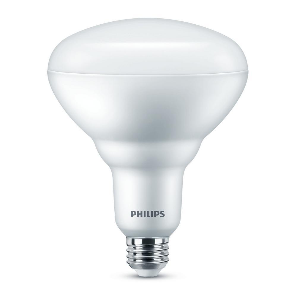 150-Watt Equivalent BR40 Dimmable LED Energy Saving Light Bulb Daylight (5000K) (1-Bulb)
