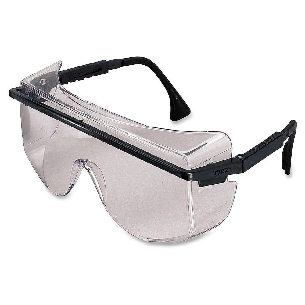 6ed960285c Uvex Astro OTG 3001 Safety Glasses-HWLUVXS2509 - The Home Depot