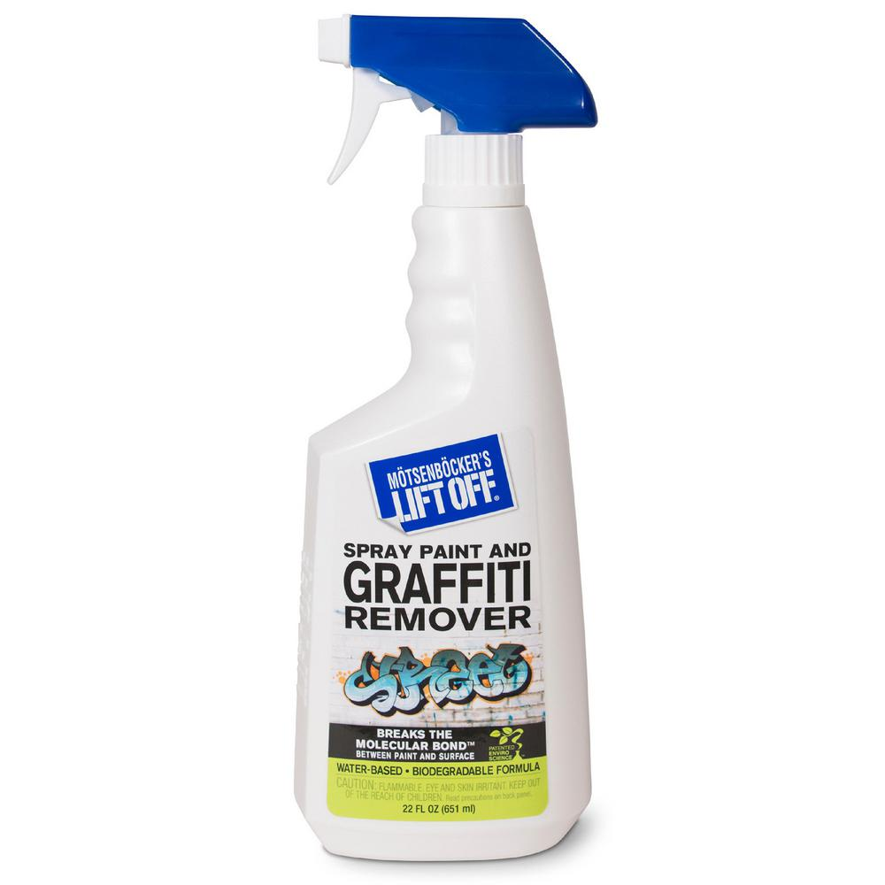 22 oz. Lift Off #4 Spray Paint Graffiti Remover