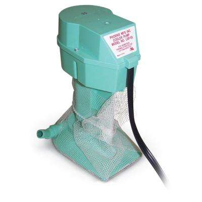 Low Sump Recirculation Pump for all Residential 120-Volt Coolers