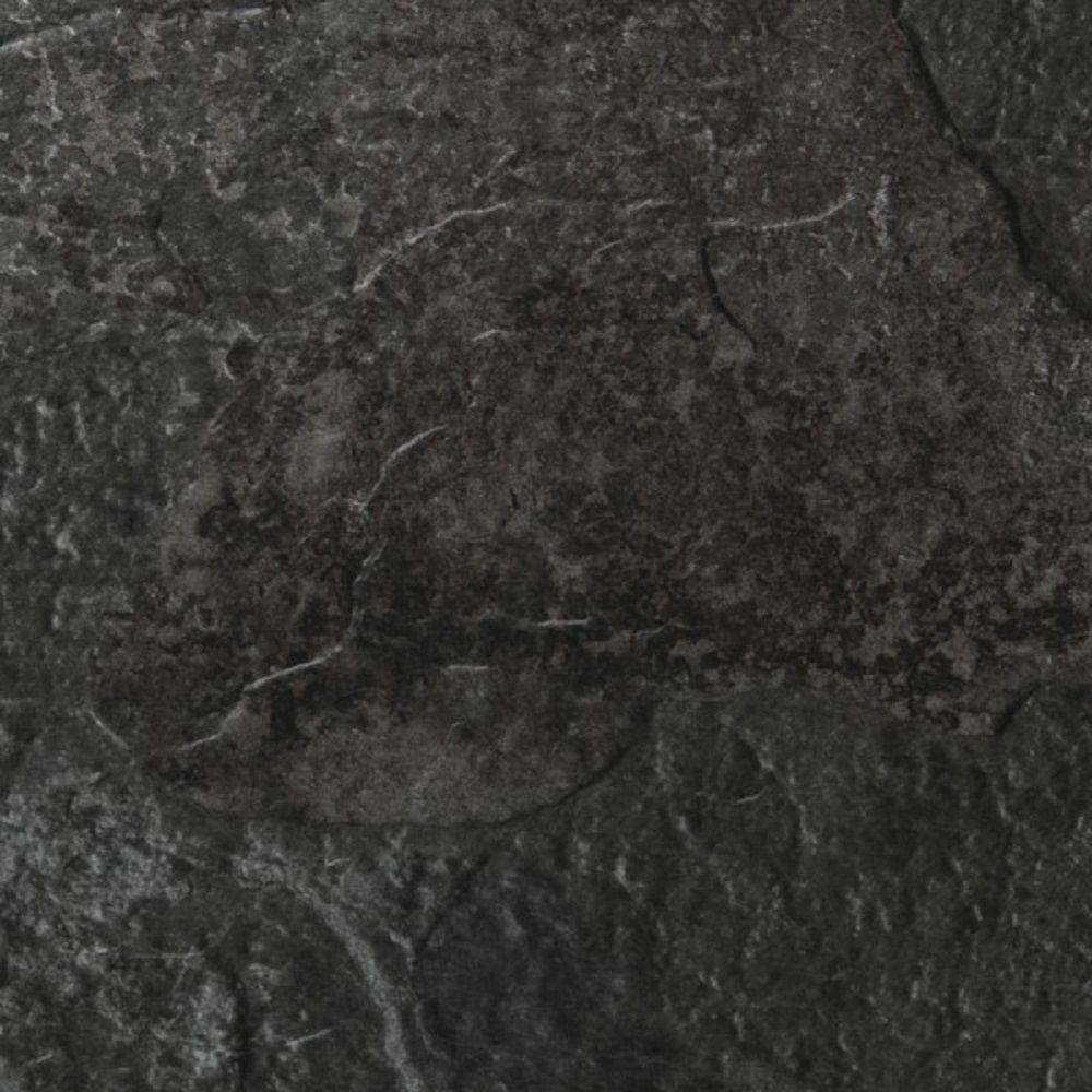 Mountain Slate 12 in. x 18 in. x 0.118 in. Luxury Vinyl Tile (36 sq. ft. / case)