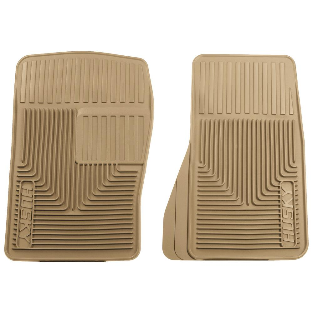 Husky Liners Front Floor Mats Fits 98 03 Dodge Durango 01 04 Chevy S 10 Pickup 51073 The Home Depot
