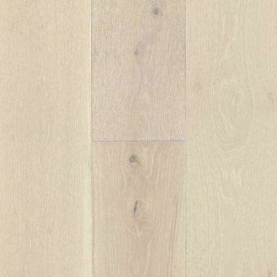 Take Home Sample - Urban Loft Collection Sea Spray Oak Engineered Hardwood Flooring - 5 in. x 7 in.