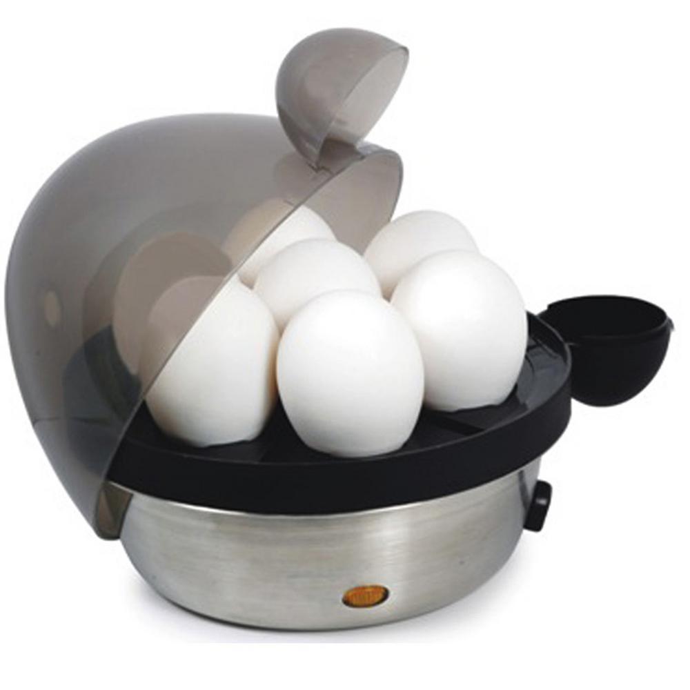 7-Egg Stainless Steel Egg Cooker
