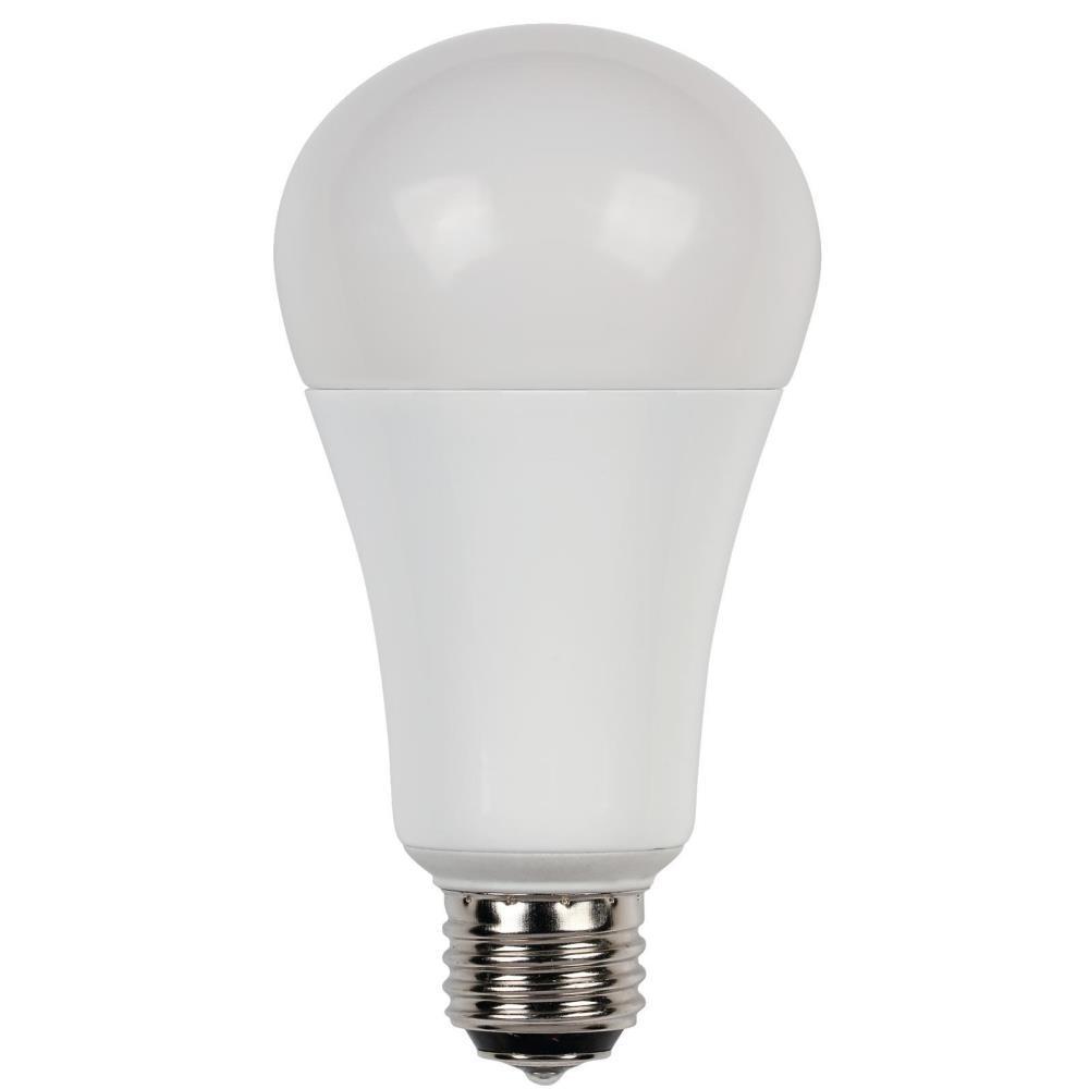 Westinghouse 30/60/100W Equivalent Soft White Omni A21 3-Way LED ...