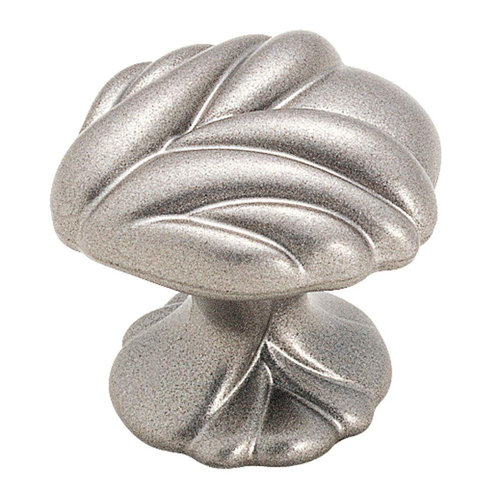Amerock Expressions 1-3/8 in. Champagne Cabinet Knob