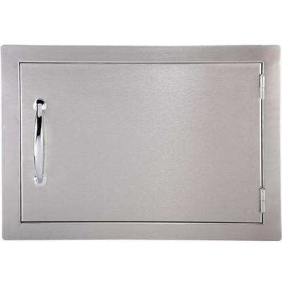 Classic Series 14 in. x 20 in. 304 Stainless Steel Horizontal Access Door