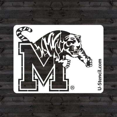 "Memphis ""TIGER"" Mini Stencil"