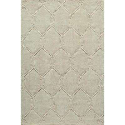 Bliss Ivory 5 ft. x 7 ft. 6 in. Indoor Area Rug