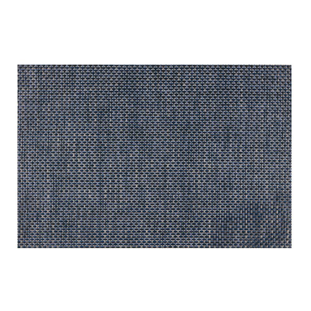Kraftware EveryTable Blue Brown Weave Placemat (Set of 12) by Kraftware