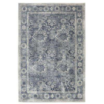 Fair Point Sea 5 ft. 3 in. x 7 ft. 10 in. Area Rug