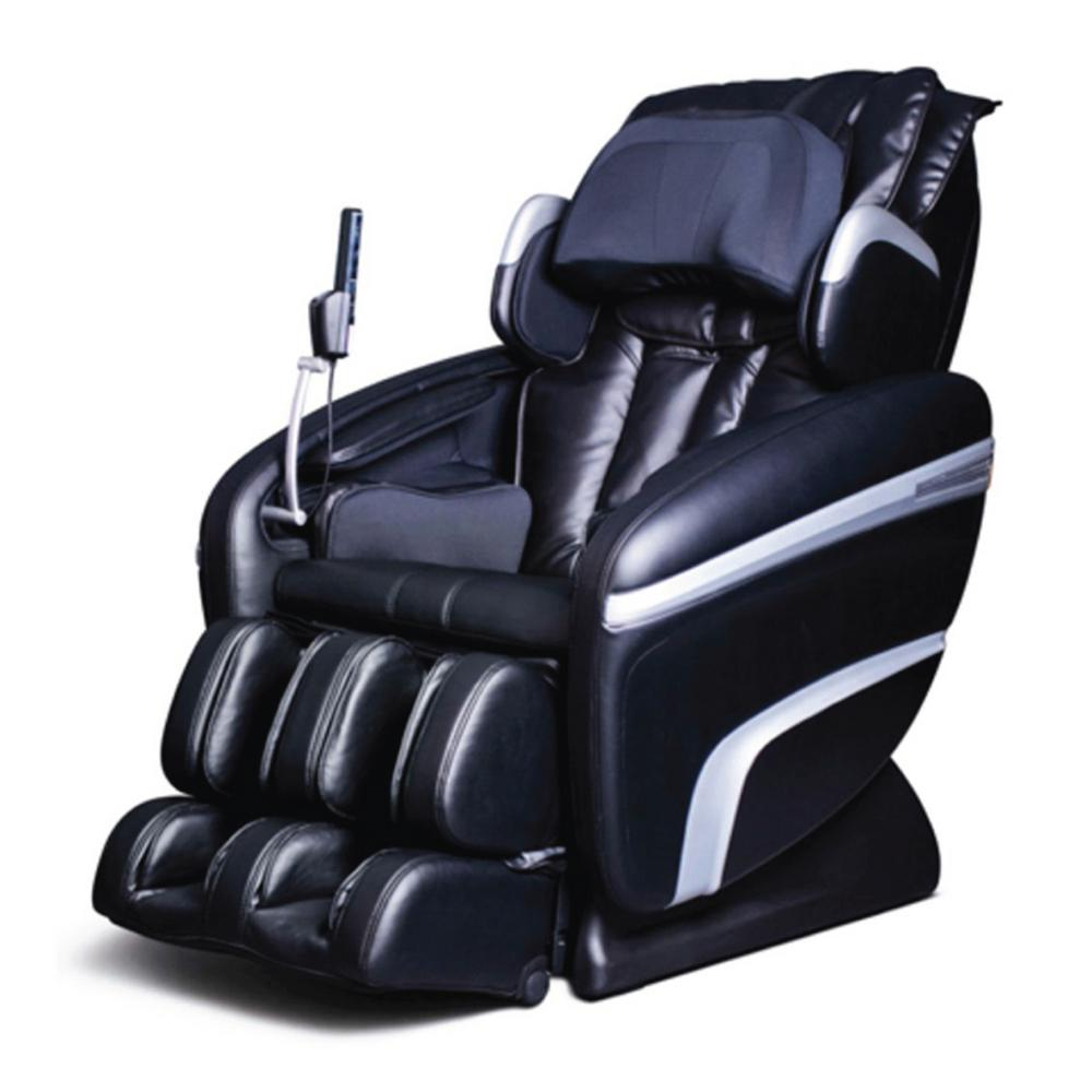 Osaki Black Faux Leather Reclining Massage Chair was $3358.88 now $2099.0 (38.0% off)