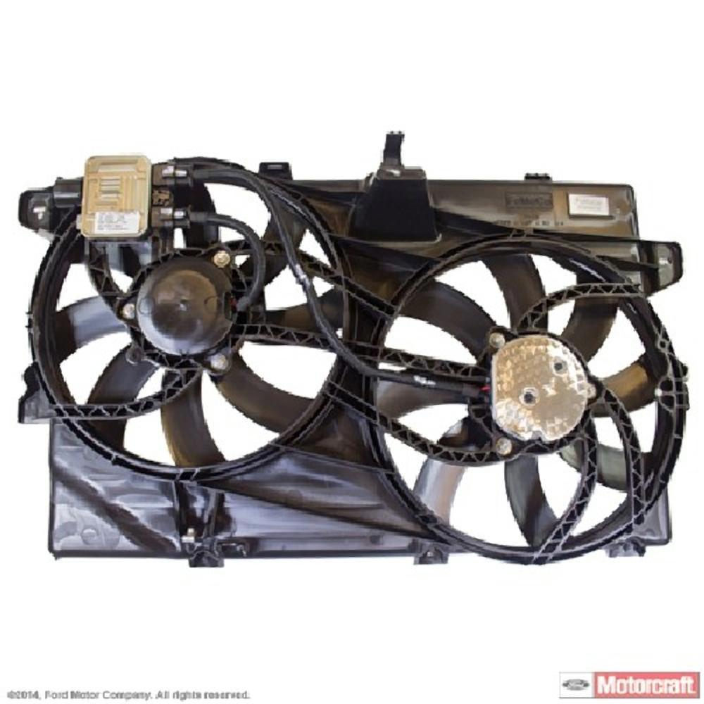 Motorcraft RF225 Radiator Fan Assembly