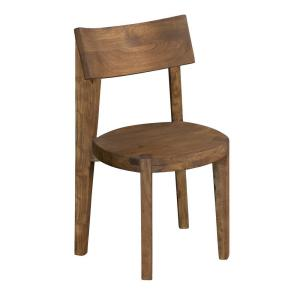 Sequoia Light Brown Acacia Dining Chair (Set of 2)