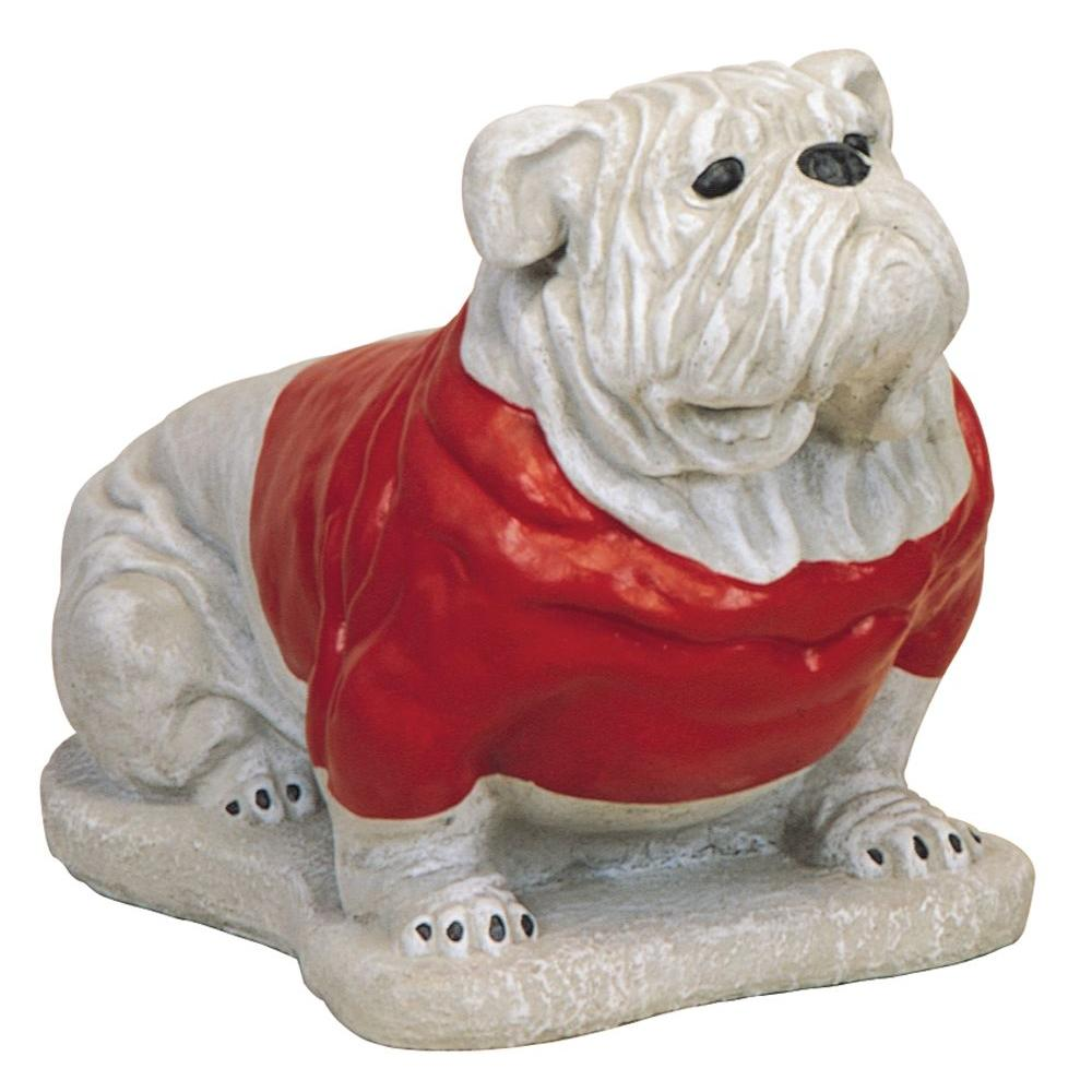 Large Bulldog Statue 19 064813ll The Home Depot