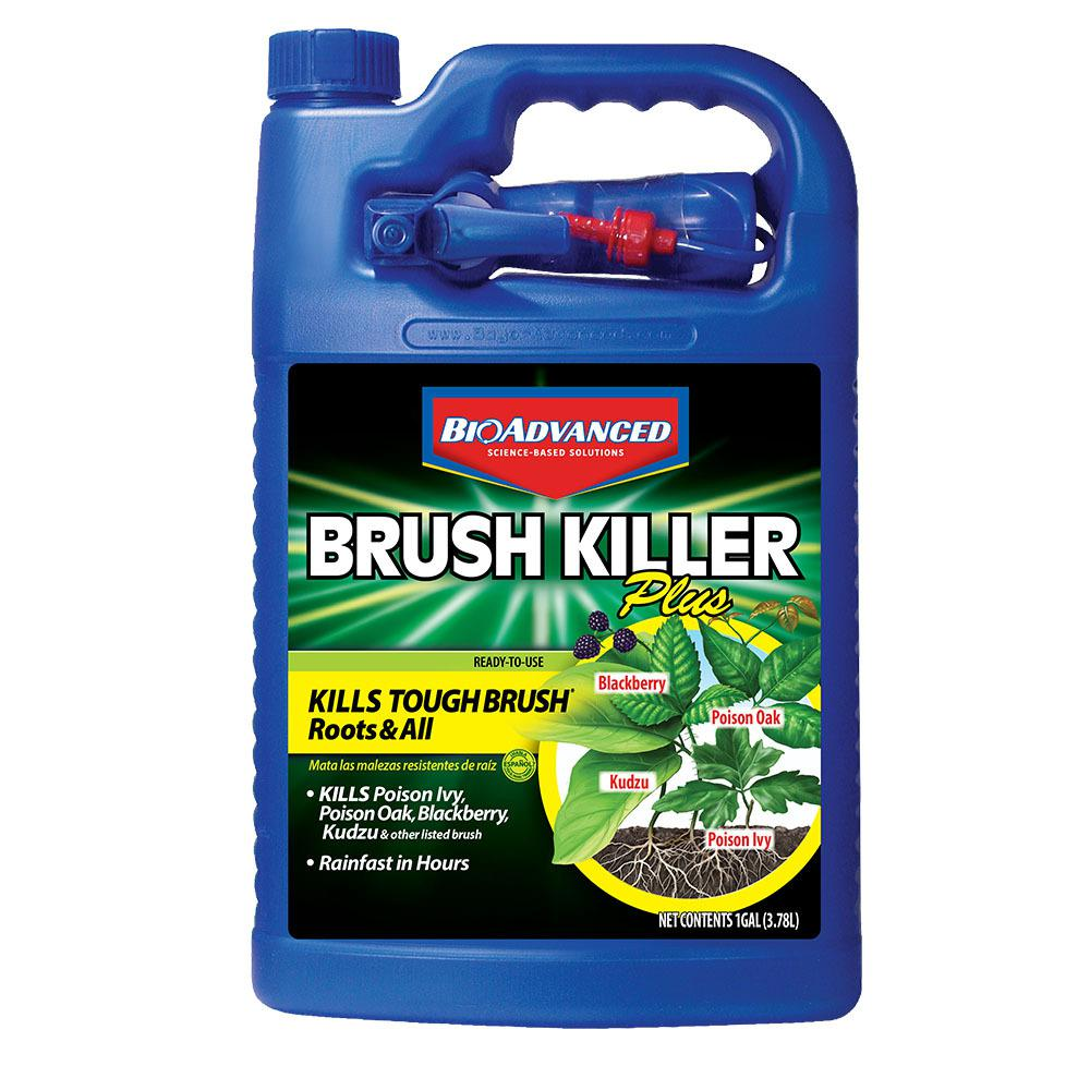 BioAdvanced 1 Gal. Ready-to-Use Brush Killer Plus