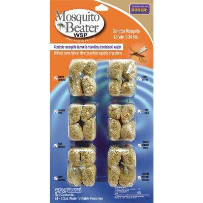 Mosquito Beater Water Soluble Pouches (24-Pack)