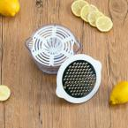 Home Basics 3-in-1 Cheese Grater with Juicer