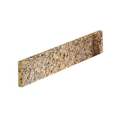 20 in. Granite Sidesplash in Montesol