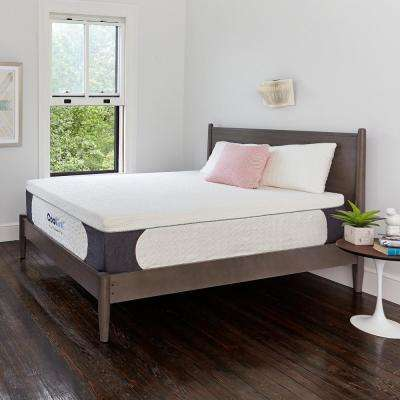 Ultimate Queen-Size 14 in. Gel Memory Foam Mattress