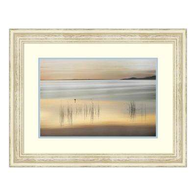 """Golden"" by Marvin Pelkey Framed Wall Art"
