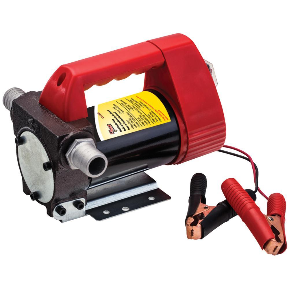 Lumax 12-Volt DC Diesel Transfer Pump