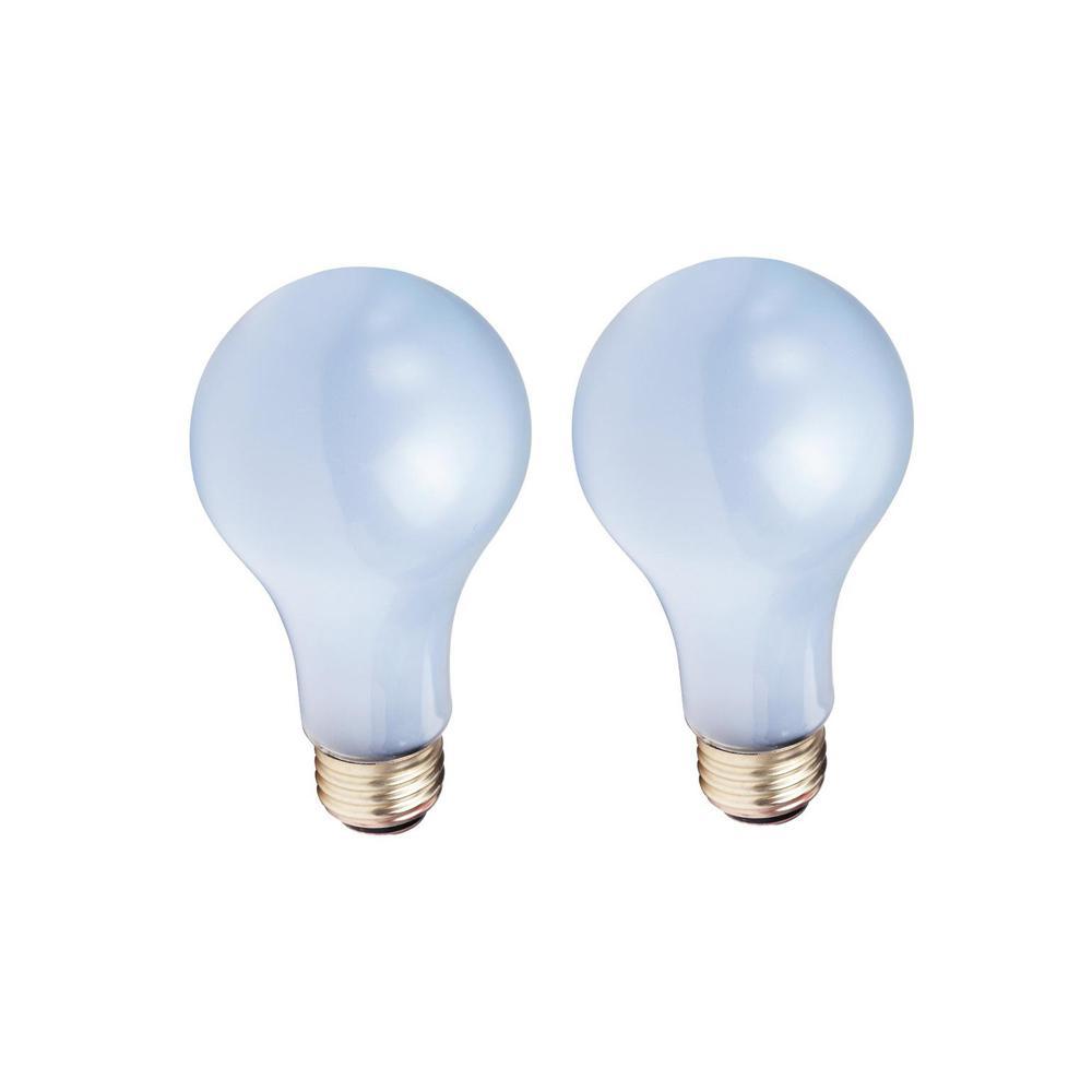 30-70-100-Watt A21 3-Way Incandescent Light Bulb (2-Pack)