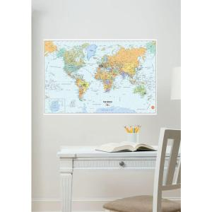 Wall Pops 24 in. x 36 in. Dry Erase World Map Wall Decal ... Dry Erase World Map on metal world map, custom world map, winter world map, butterfly world map, cork board world map, peel and stick world map, ink world map, fluorescent world map, space world map, chalk world map, erasable world map, paint world map, christmas world map, jewelry world map, paper world map, canvas world map, star wars world map, super mario bros 3 world map, magnetic world map, fabric world map,