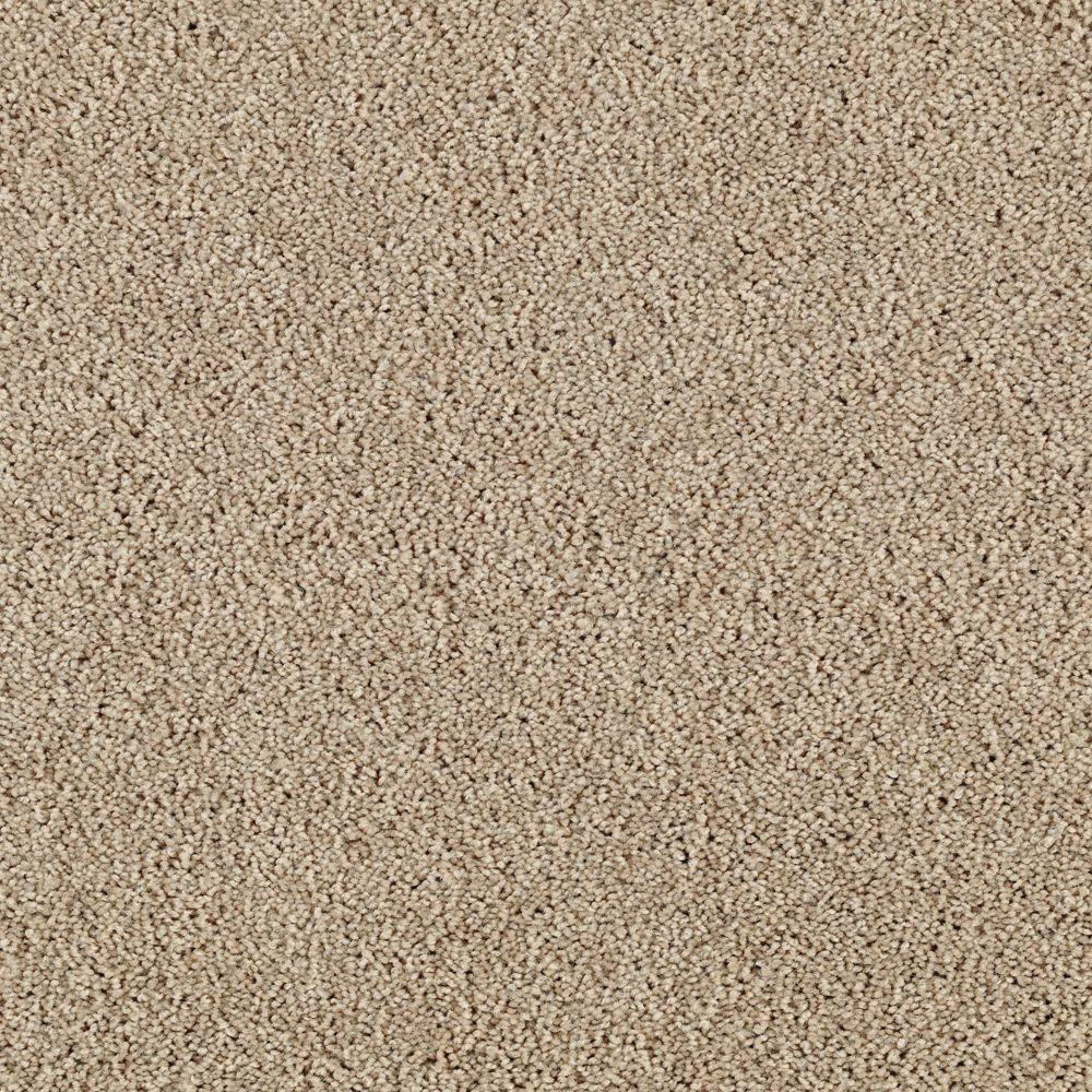 TrafficMASTER Lucky Ticket - Color Nomad Texture 12 ft. Carpet
