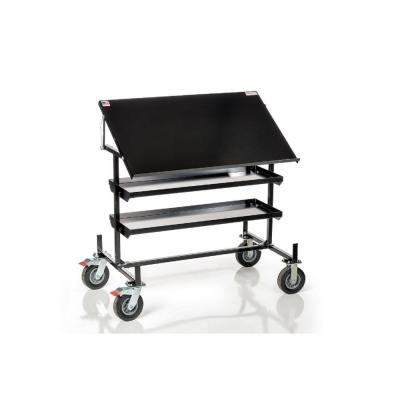 Wire Wagon 550, Mobile Print Table & Work Station