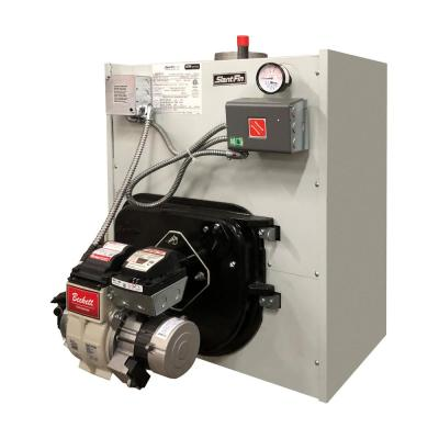 Liberty Hot Water Oil-Fired Boiler with 131,000 to 175,000 BTU Input 117,000 to 131,000 BTU Output without Coil