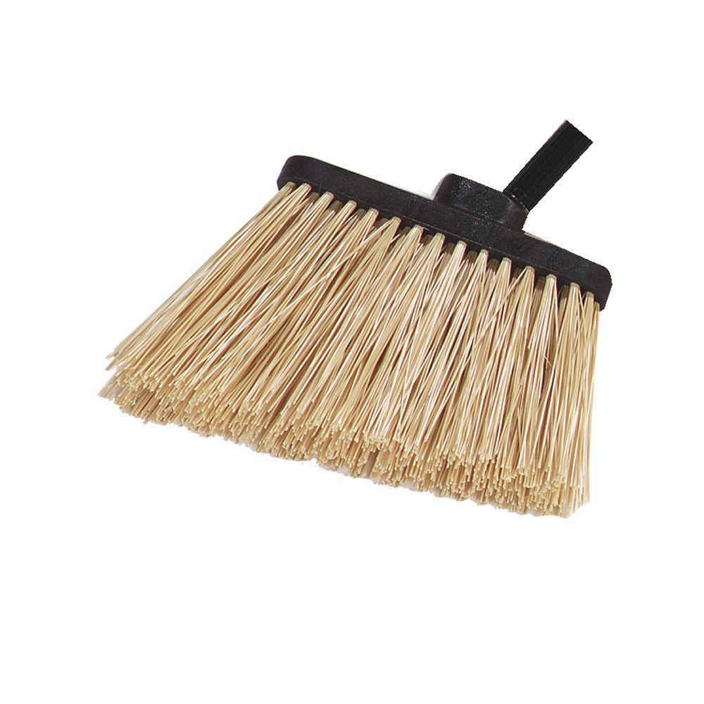 Carlisle Duo-Sweep Heavy Angle Broom (12-Pack) by Carlisle