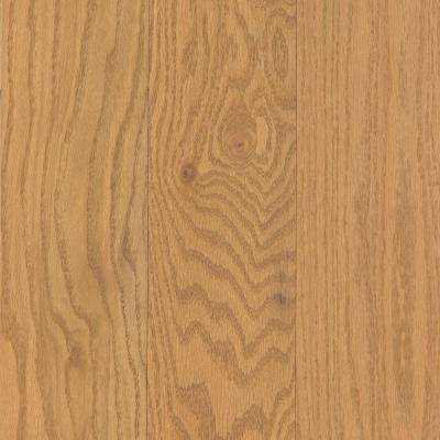 Take Home Sample - Arlington Frontier Oak Solid Hardwood Flooring - 5 in. x 7 in.