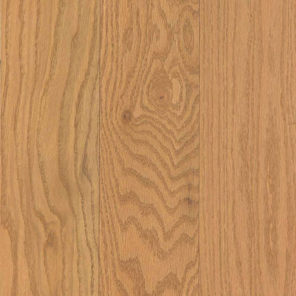 Take Home Sample - Arlington Frontier Oak Solid Hardwood Flooring - 5 in. x 7 in.