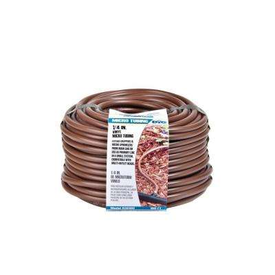 1/4 in. x 100 ft. Vinyl Micro Drip Tubing