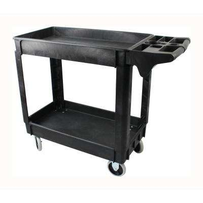 30 in. x 16 in. 500 lbs. Capacity Service Cart